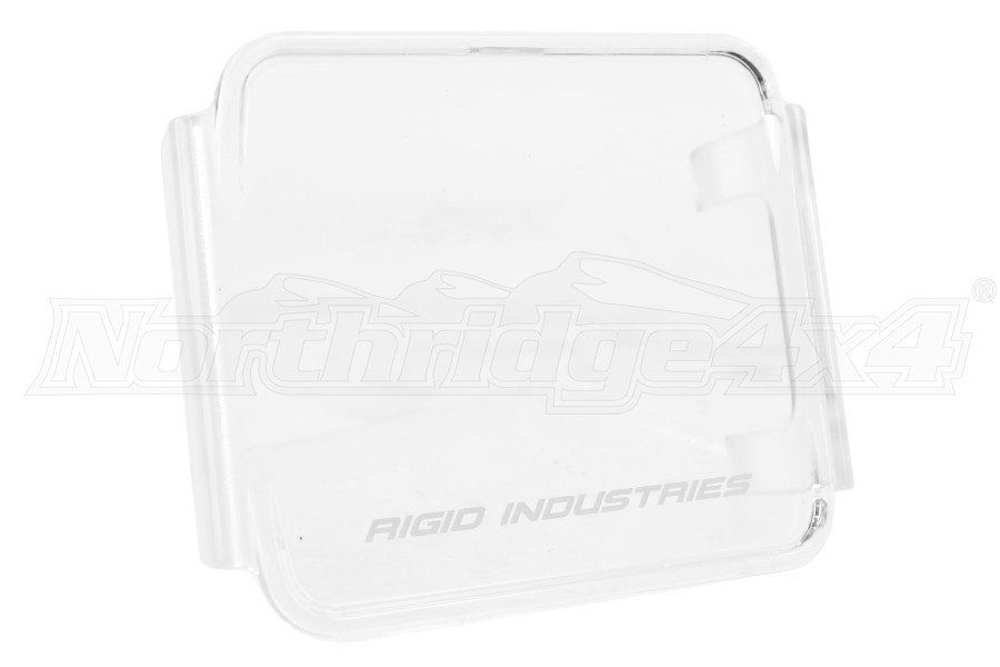Rigid Industries D-Series Light Cover Clear (Part Number:201923)