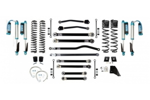EVO Manufacturing 6.5in Enforcer Stage 4 Plus Lift Kit w/ Comp Adjusters - JT