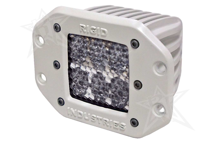 Rigid Industries M-Series Dually D2 Flush Mount Diffused (Part Number:711513)