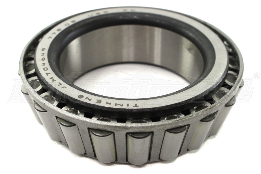 Motive Gear Cone D44 Rubicon Carrier Bearing (Part Number:JLM704649)