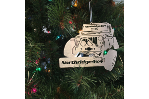 Northridge4x4 2015 Christmas Ornament
