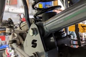 Synergy HD Adjustable Front Track Bar - JT/JL