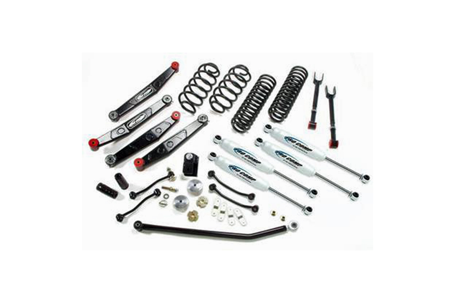 Pro Comp 4in Stage II Lift Kit w/Pro Runner Shocks - JK