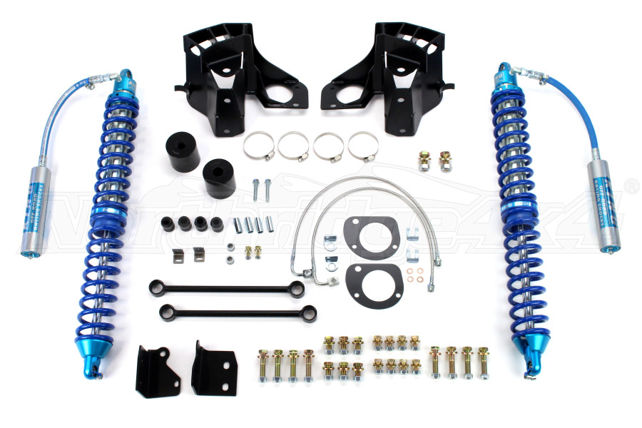 EVO Manufacturing Front LCG Coilover Kit  (Part Number:1108)