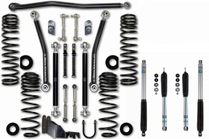 Rock Krawler 2.5in Max Travel Lift Kit - w/Shocks - JL 2dr