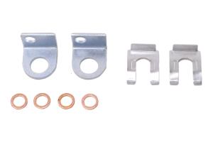 EVO Manufacturing Rear Extended Brake Lines - JK