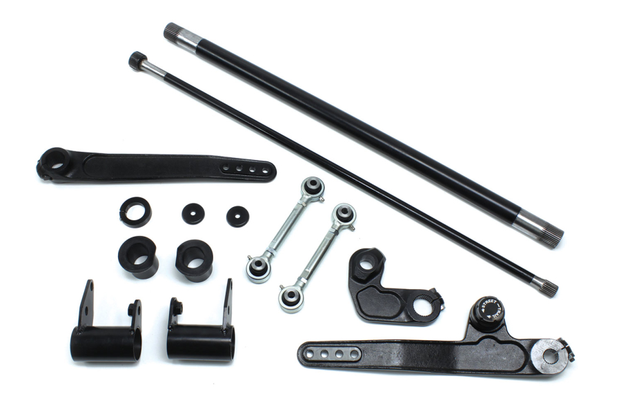 Teraflex Dual Rate S/T Front Swaybar Kit 4-6in Lift (Part Number:1753725)