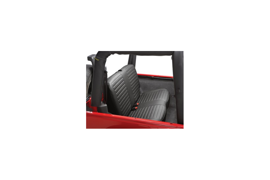 Bestop Rear Bench Seat Cover (Part Number:29221-15)