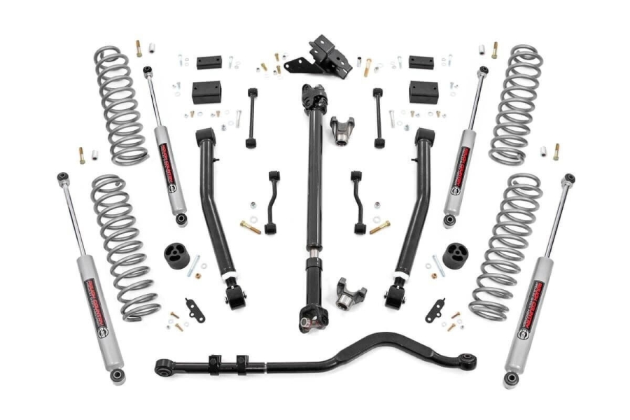 Rough Country 3.5in Stage 2 Suspension Lift Kit    (Part Number:65531)