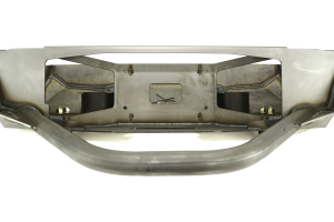 Crawler Conceptz Ultra Series Front Bumper w/Recessed Winch Mount, Bar and Tabs Bare (Part Number: )