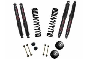 Skyjacker 2.5in Front Coil/1in Rear Spacer Kit w/Shocks - JT Rubicon