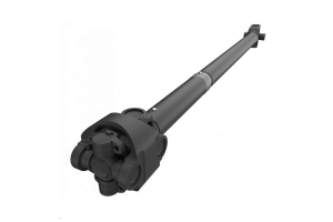Dana Spicer Dana 44 1350 Series AdvanTEK Front Drive Shaft Assembly Kit, w/o T-Case Yoke - JL 4dr