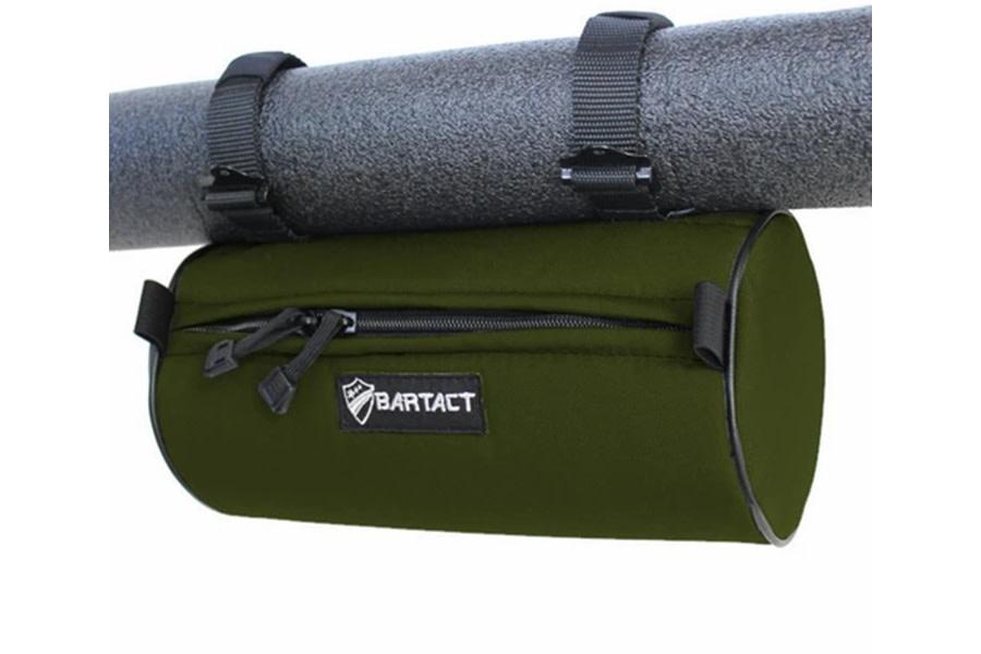 Bartact Roll Bar Barrel Bag - Large, Olive