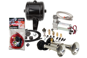 Kleinn Dual Air Horn Kit (Part Number: )