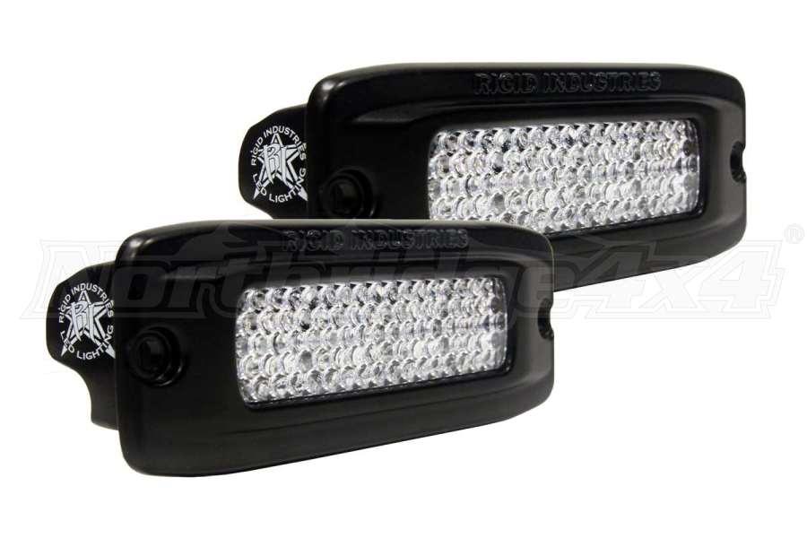 Rigid Industries SR-Q Series Back Up Light Kit Flush Mount Diffused (Part Number:980033)