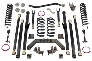 Clayton 4.0in Long Arm Suspension Lift Kit  (Part Number: )