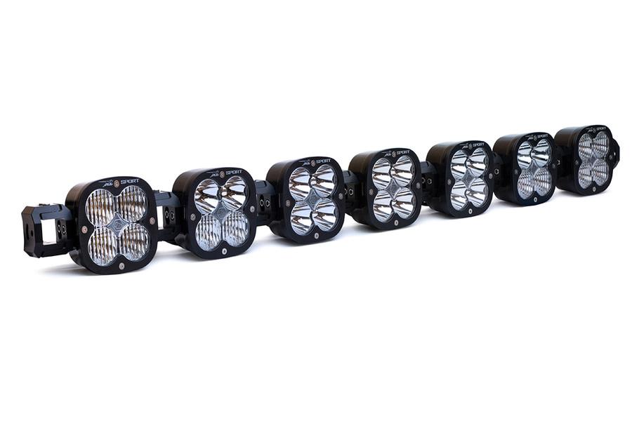 BAJA DESIGNS XL LINKABLE, 7 XL CLEAR LED LIGHT BAR