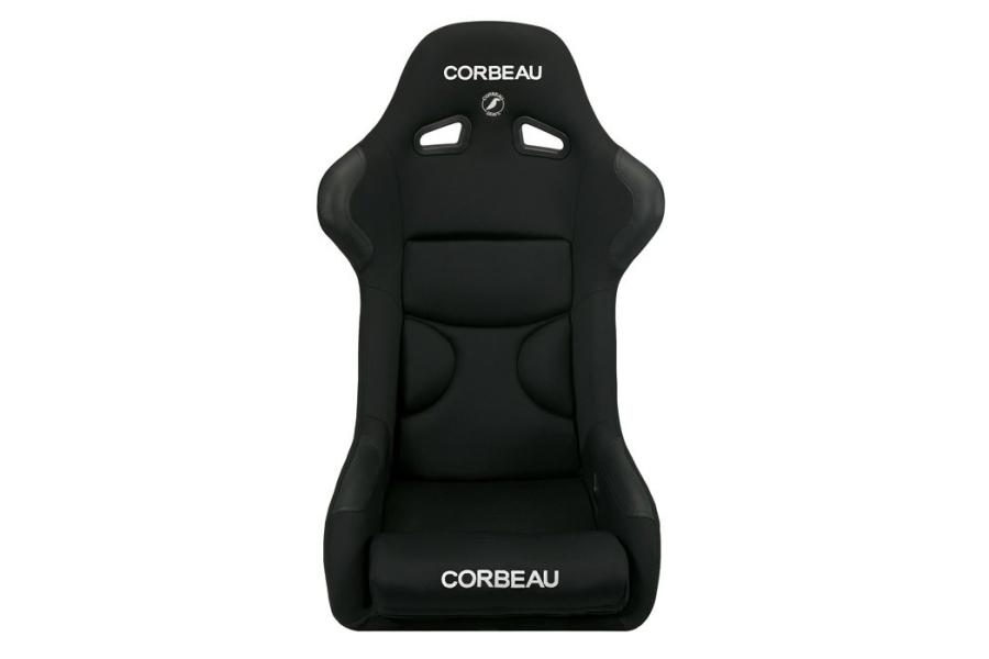 Corbeau FX1 Wide Black Cloth (Part Number:29501W)
