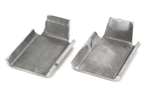 JKS Front Mini Control Arms Skid Plates (Part Number: )