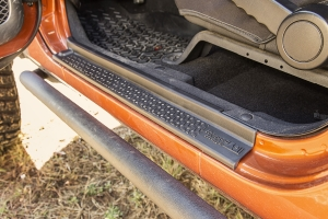 Rugged Ridge All Terrain Entry Guard Kit (Part Number: )