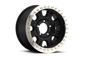 Raceline Wheels RT231 Monster Beadlock Wheel, 17x9.5 5x5 - JT/JL/JK