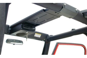 Tuffy Security Single Compartment Overhead Security Console