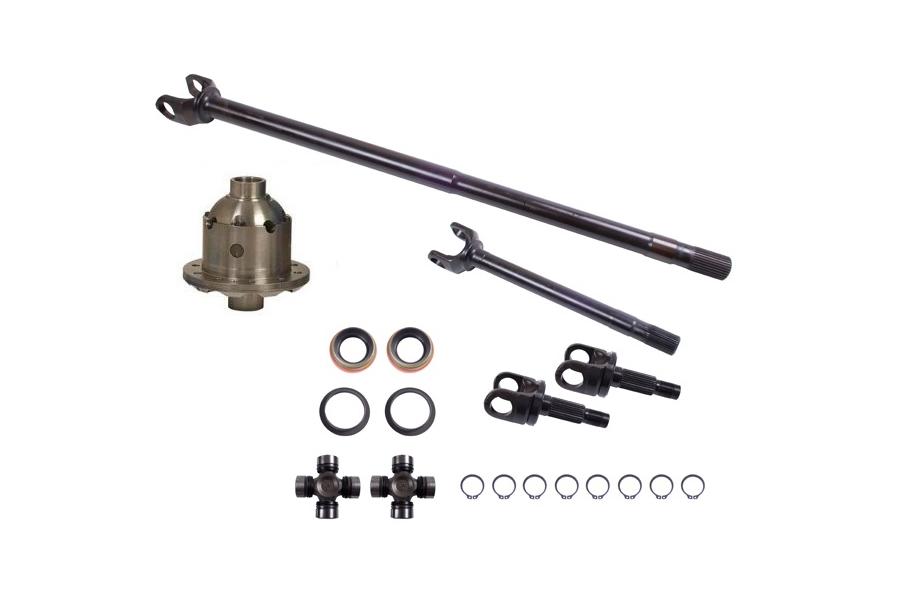 Alloy USA Dana 30 Grande Front Axle Shaft Kit w/ARB Locker (Part Number:12132-ARB)
