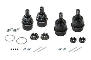 Teraflex JK HD Dana 44/30 Upper & Lower Ball Joint Set of 4 w/ Knurl - JK