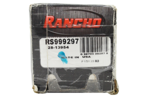 Rancho Performance RS9000XL Series Shock Rear, 2.5IN Lift  (Part Number: )