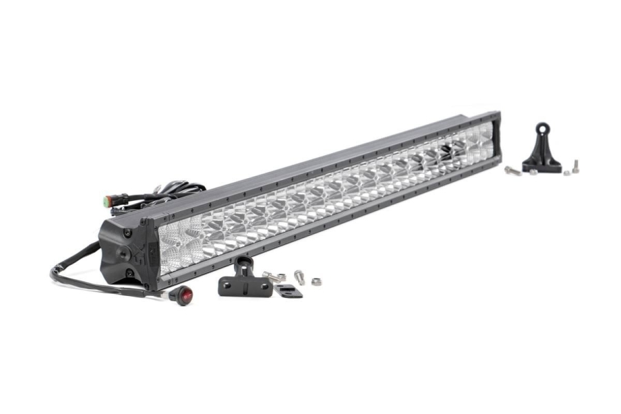 Rough Country Dual Row X5 Series CREE LED Light Bar 50in (Part Number:76950)