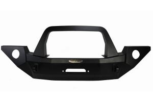 Rock-Slide Engineering Rigid Series Full Width Front Bumper w/ Bull Bar  - JT/JL