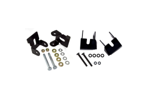 Rugged Ridge Lower Control Arm Skidplate Kit  (Part Number: )
