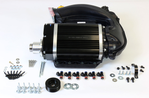 Sprintex Jeep Intercooled Supercharger System w Tuner ( Part Number: 263A1001)