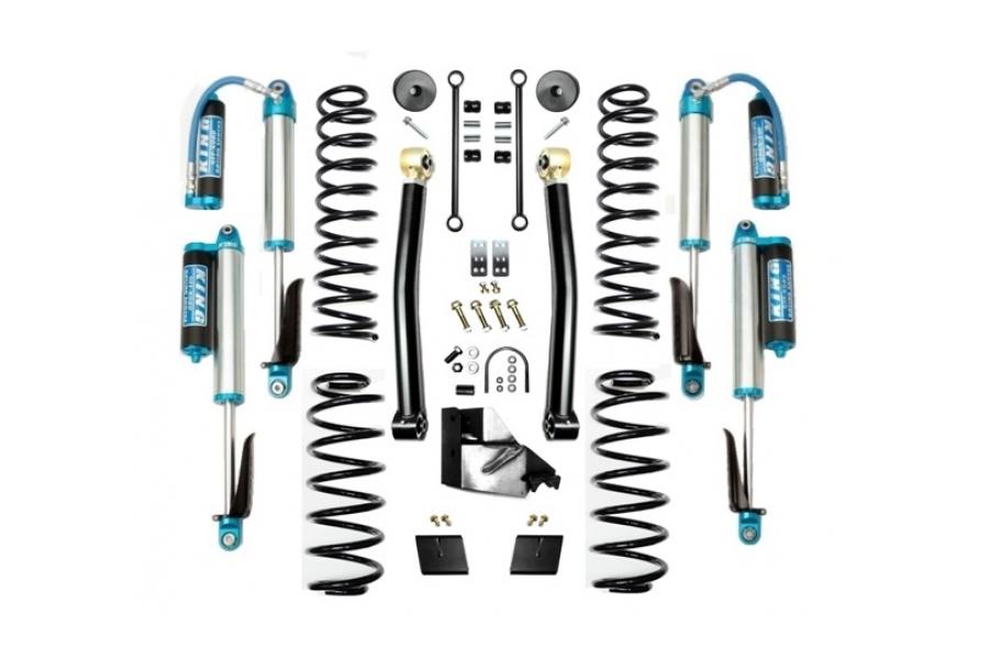 EVO Manufacturing 3.5in Enforcer Lift Kit w/King Shocks Stage 2 (Part Number:3013S2K)
