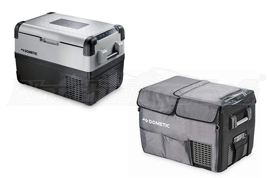 Dometic CFX-50 Portable Refrigerator w/ Insulated Cover (Part Number:CFX-50WPKG)