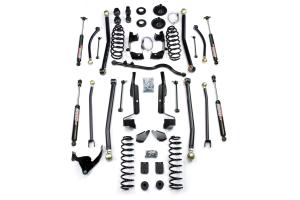 Teraflex Elite LCG 4in Elite LCG Long FlexArm Lift Kit w/ 9550 Shocks (Part Number: )
