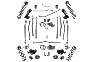 Synergy Manufacturing Stage 4 Long Arm Suspension Kit, 6in Lift - JK 4dr