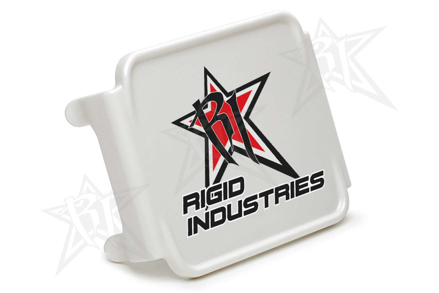 Rigid Industries Dually Light Cover White (Part Number:201963)