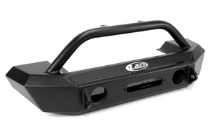 LOD Offroad Signature Series Shorty Front Bumper w/Bull Bar Black - JK