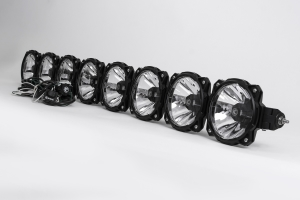 KC Hilites Gravity Pro6 50in LED Light Bar (Part Number: )