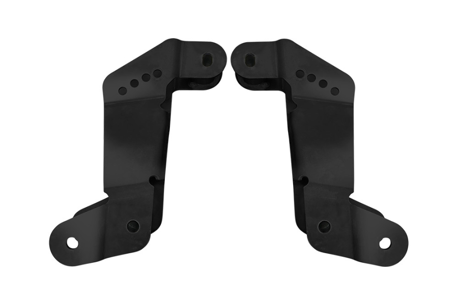 Rancho Control Arm Geometry Correction Brackets - JK