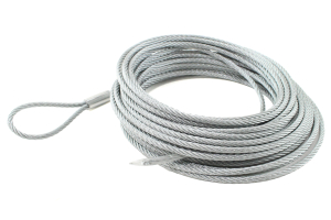 Warn Replacement Wire Rope 3/16 x 50ft (Part Number: )