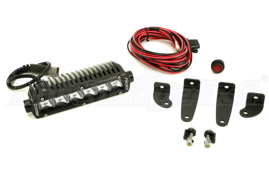 Rigid Industries SR-Series Pro Spot 6in (Part Number:906213)