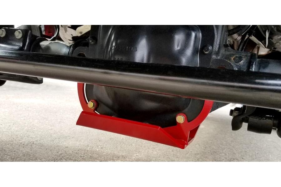 Rancho Performance Front Diff Glide Plate, Dana 30 - JT/JL Non-Rubicon