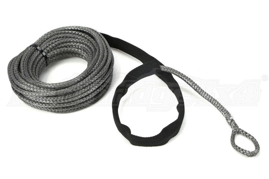 Warn Synthetic Rope Service Kit 3/16in x 50ft (Part Number:73599)