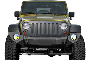 Rock-Slide Engineering Aluminum Full Front Bumper No Bullbar No Winch