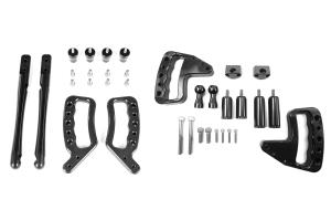 Carolina Metal Masters Front and Rear Billet Loop Grab Handle Kit ( Part Number: CMMPKG)