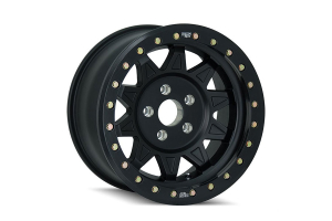 Wheel-1 Dirty Life Roadkill Race Series Beadlock Wheel Matte Black 17x9, 5x5 (Part Number: )