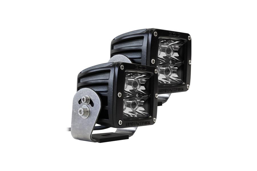 Rigid Industries Dually HD D-Series Spot Light Pair (Part Number:222213)