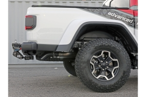 aFe Power Vulcan Series 3in DPF-Back Hi-Tuck Exhaust System w/ Black Tip  - JT Diesel